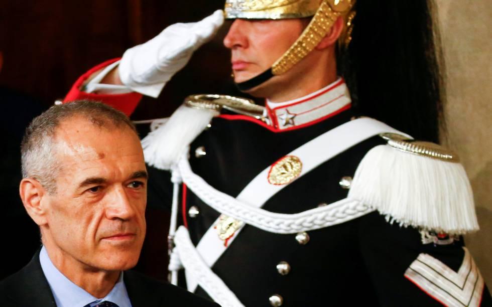 Italia formó gobierno y el populista Giuseppe Conte será primer ministro