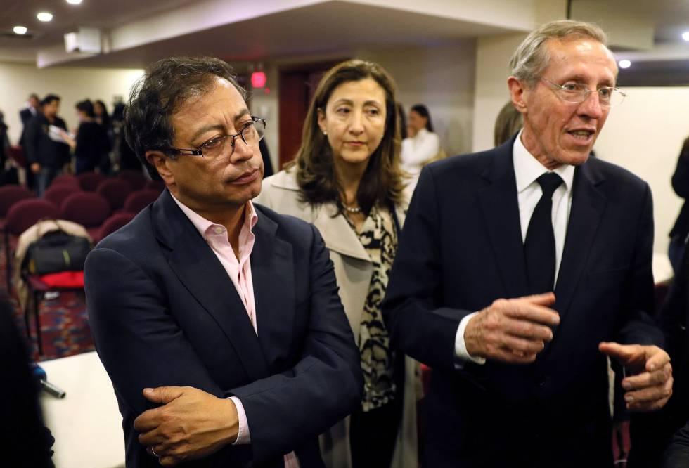Gustavo Petro se reunió con Antanas Mockus en procura de su respaldo