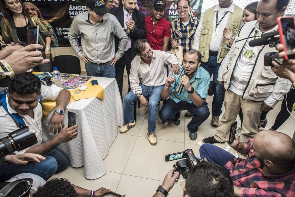 Iván Duque es elegido presidente de Colombia