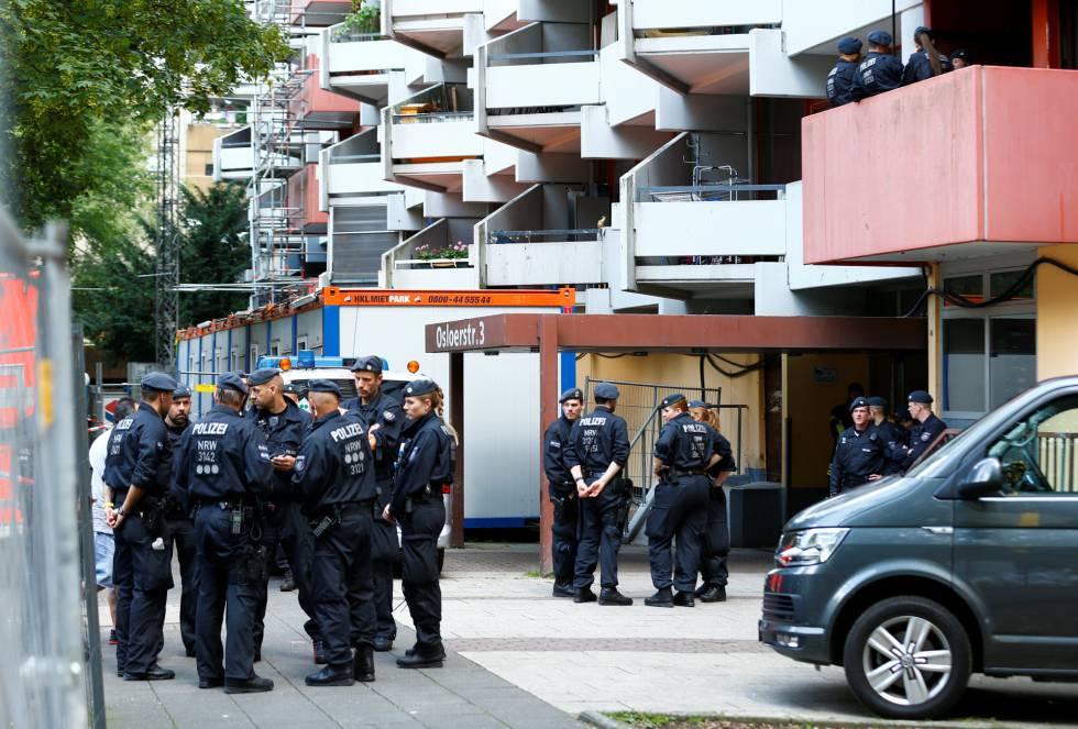 Policía asegura haber desbaratado un atentado con