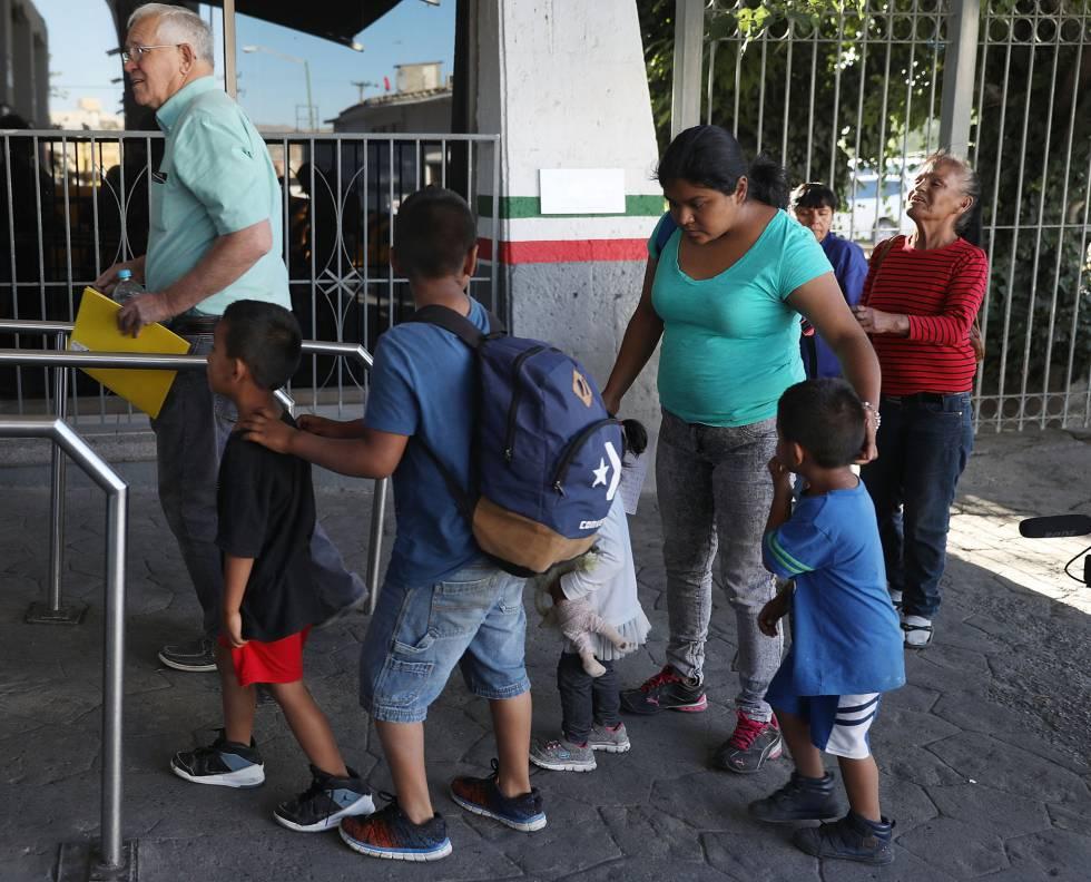 Trump contra inmigrantes: insiste en reforzar la frontera