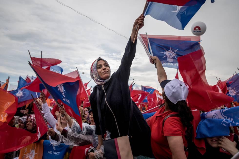 Elecciones en Turquía: Erdogan consiguió la reelección por amplia mayoría