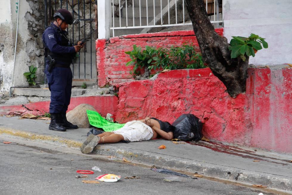 Mayo, el mes más violento del que se tenga registro en México