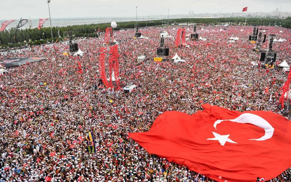 Erdogan reivindica su victoria en las elecciones en Turquía | Turquía, Erdogan
