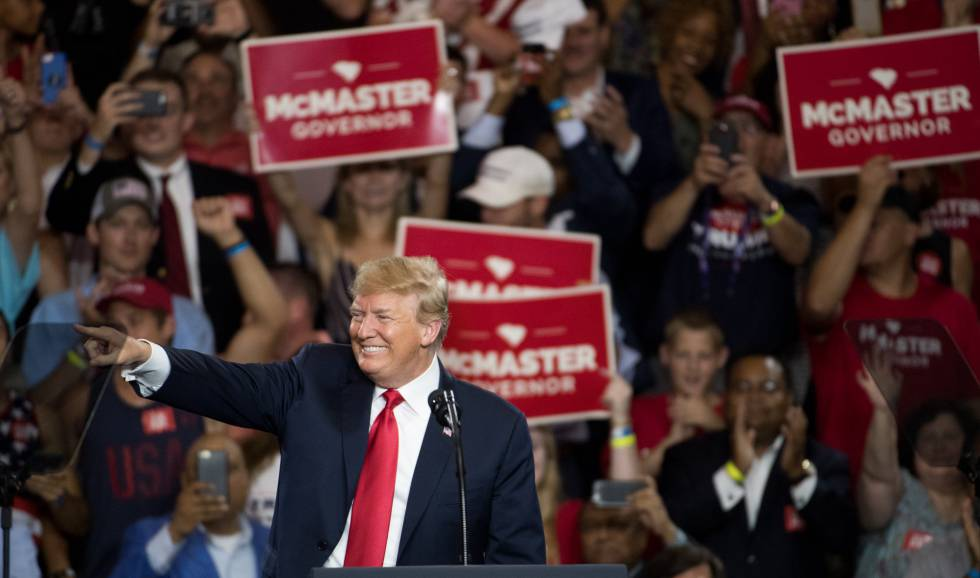 Victoria de Trump en los tribunales: el Supremo avala su veto migratorio