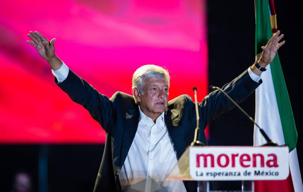 La coalición Morena camino de acumular un inusitado poder estatal en México