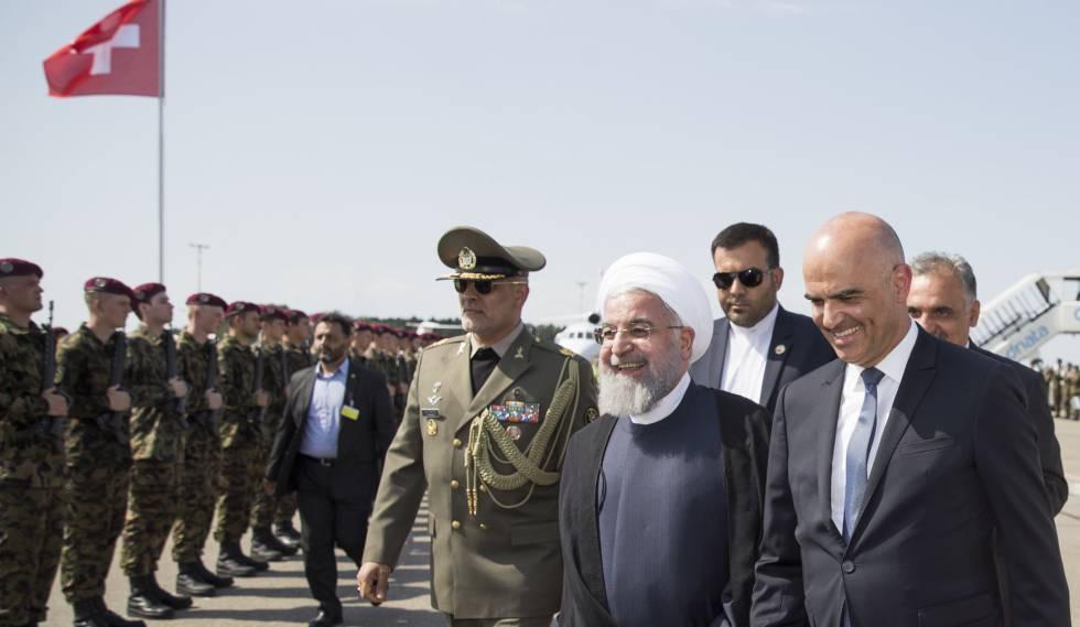 Irán busca convencer a Europa de salvar acuerdo nuclear