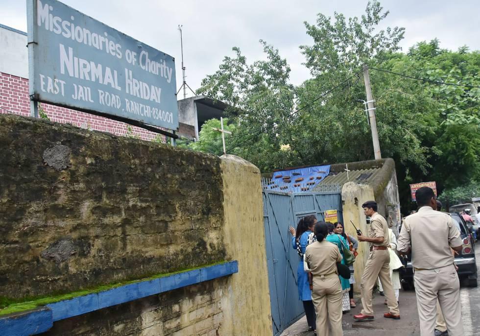 India: dos monjas son acusadas de vender niños