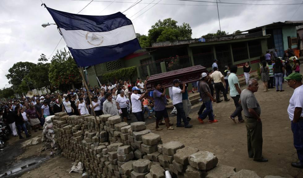 EEUU impone sanciones a tres nicaragüenses por hechos de violencia