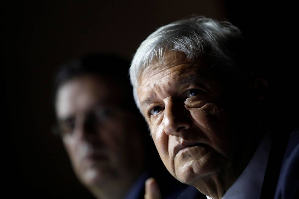 El apodo racista que le tiene Trump a López Obrador
