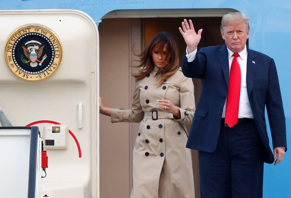 Llama Trump 'delincuentes' a países de la OTAN