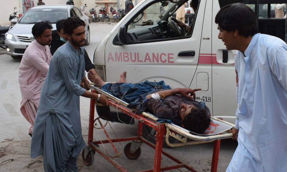 Internacionales: Atentado suicida dejó 128 muertos y 122 heridos en Pakistán