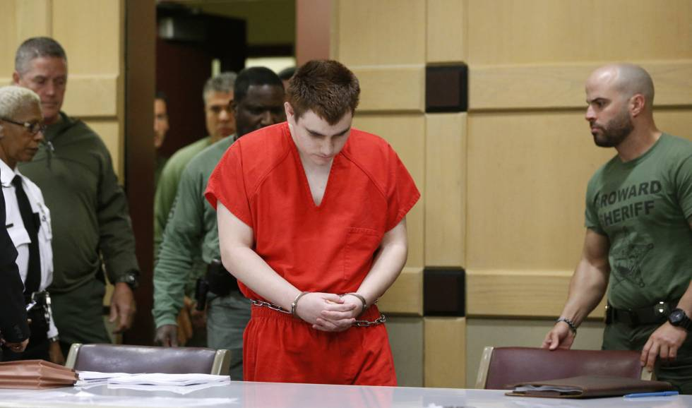 Escalofriantes frases del autor de la masacre de Parkland