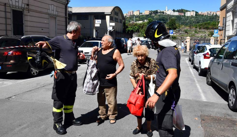 Italia despide víctimas del puente de Génova con funeral de Estado
