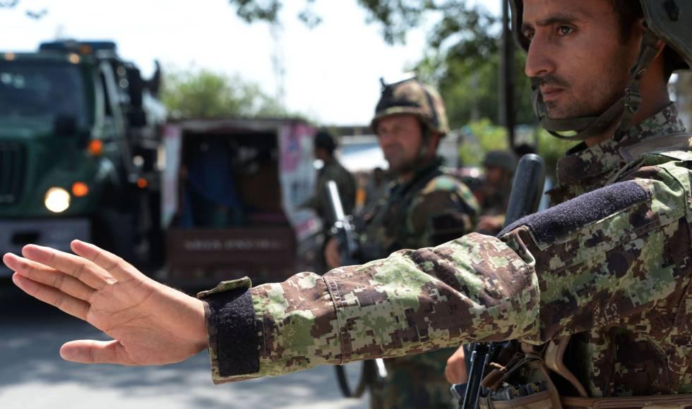 Kabul anuncia un alto el fuego de tres meses con los talibanes