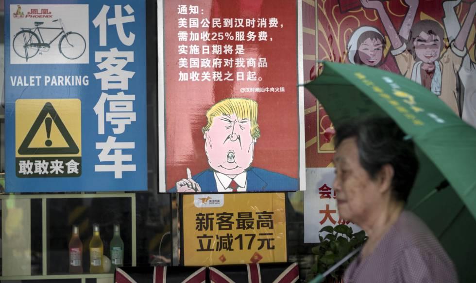 China responde a nuevos aranceles por parte de EE.UU