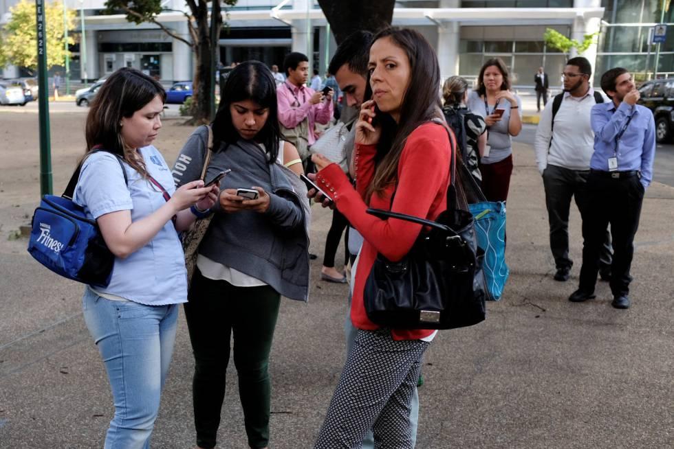 Sismo de magnitud 7.3 sacude Venezuela y Trinidad y Tobago