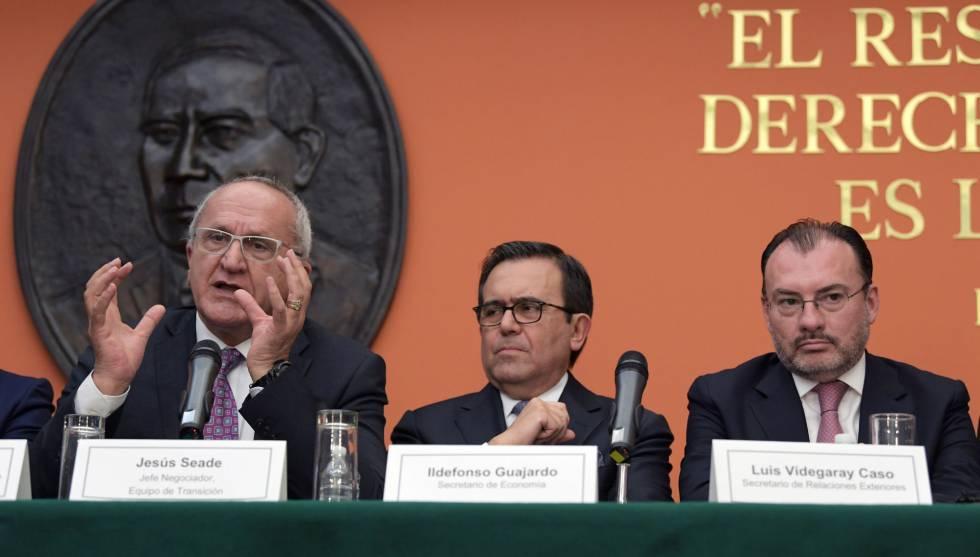 Canadá optimista tras breve reunión con EE.UU. por TLCAN