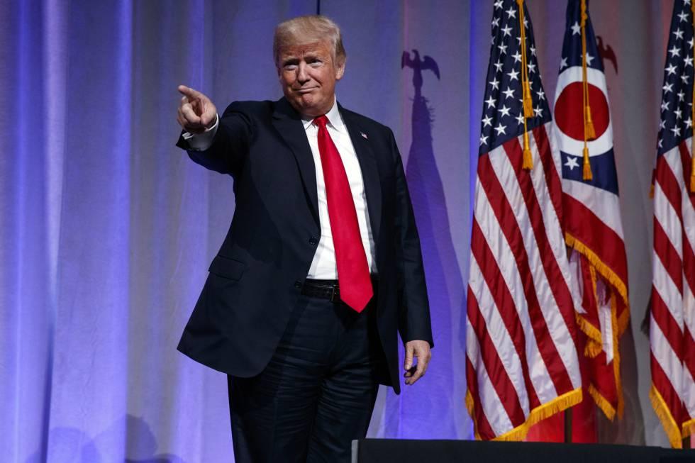 Trump quiere anular aumento a empleados públicos debido al déficit