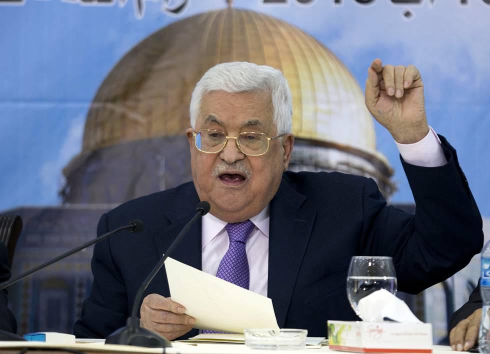 EEUU negocia con Abbas la creación de una federación jordano-palestina