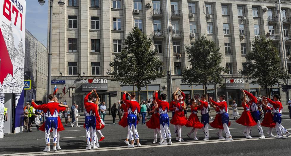 150 detenidos debido a protesta en Rusia contra plan de pensiones