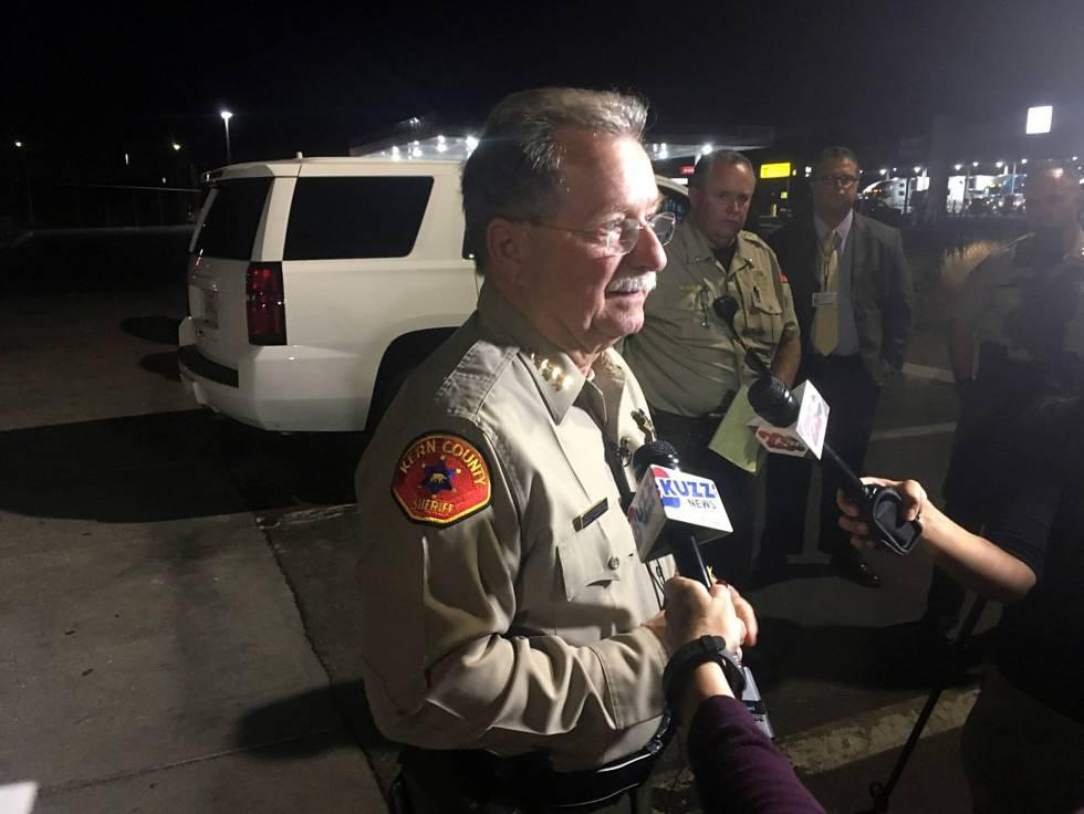 Un hombre mató a cinco personas en California y luego se suicidó