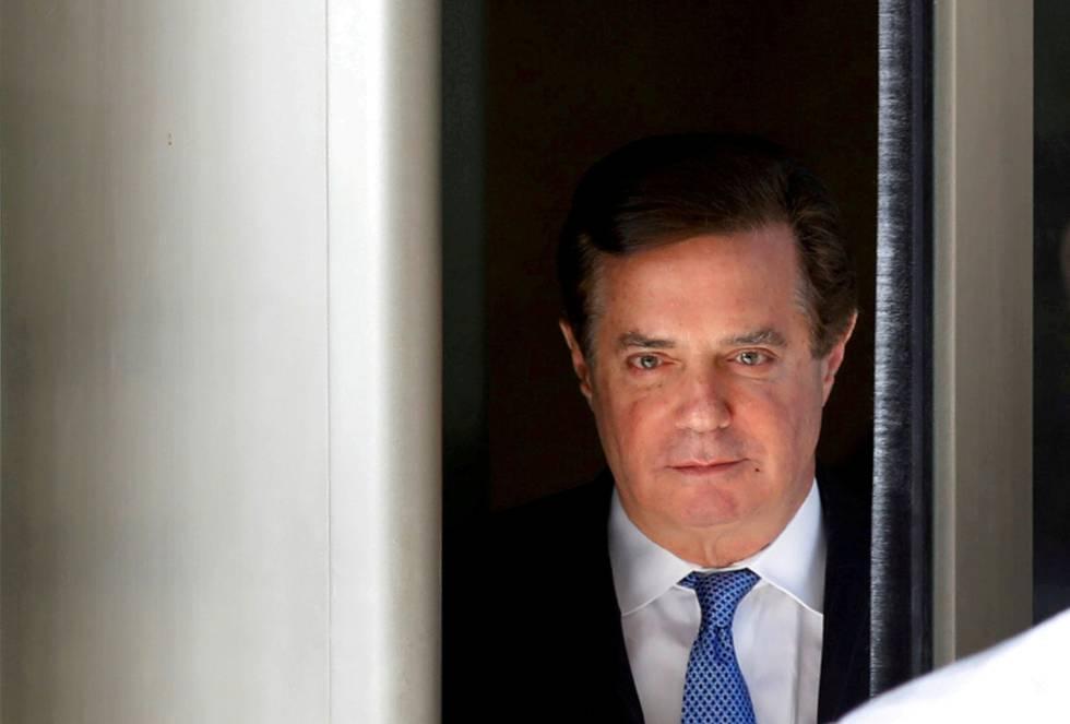 Cercan a Trump: exjefe de campaña se declara culpable
