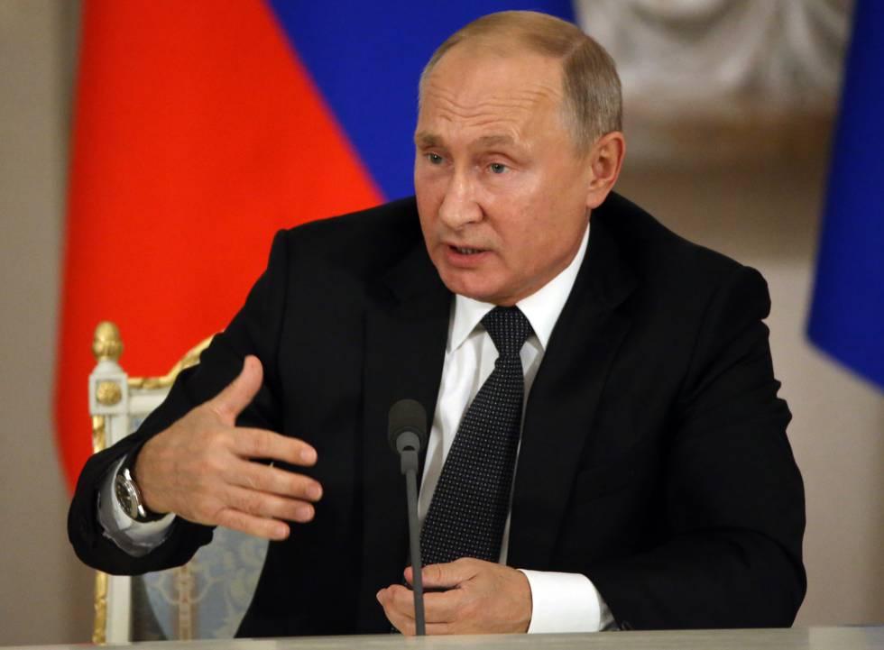 Concretan suministro de sistema antiaéreo ruso — Putin en India