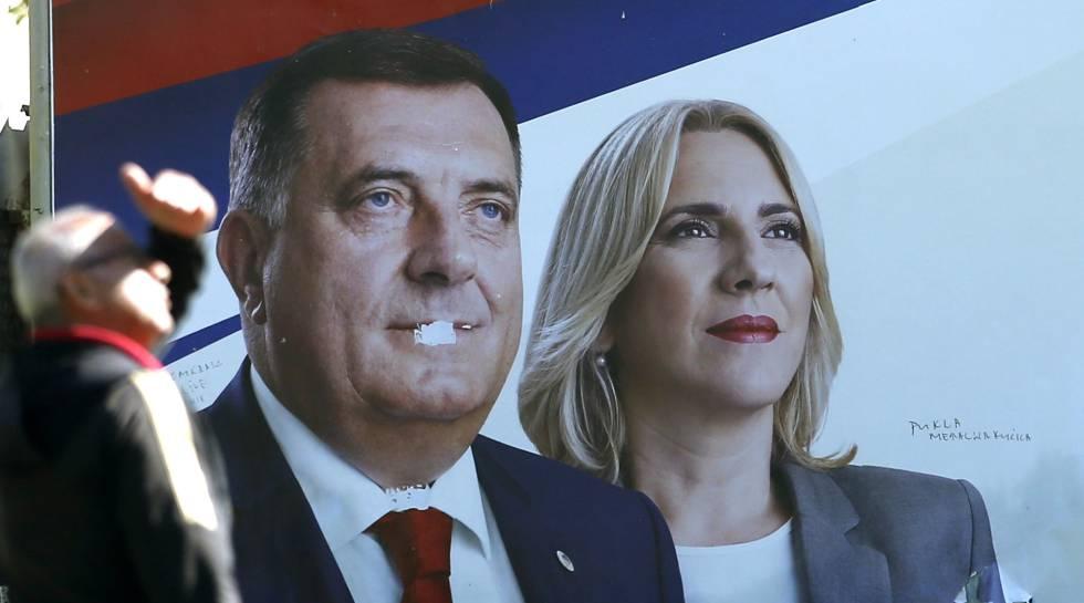 Comienza la votación en las elecciones generales en Bosnia