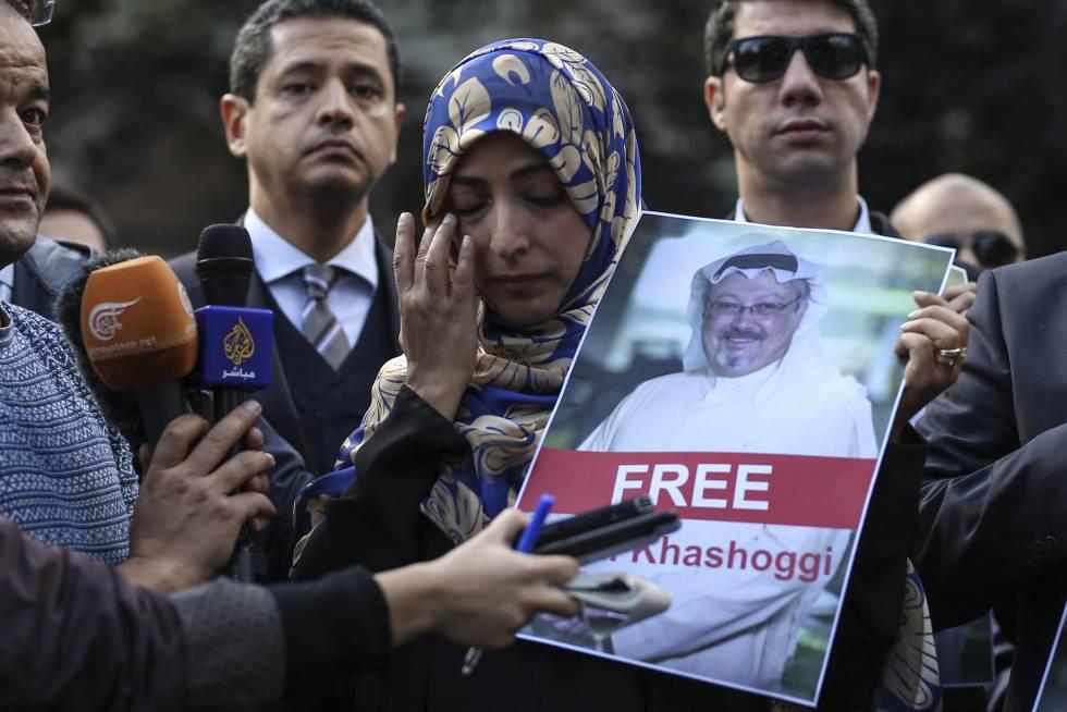 Arabia Saudita debe 'probar' que el periodista desaparecido salió del consulado