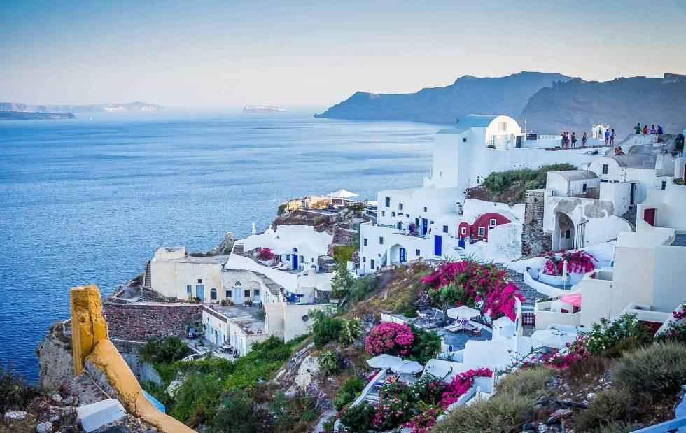Grecia prohíbe a los turistas con sobrepeso los viajes en burro