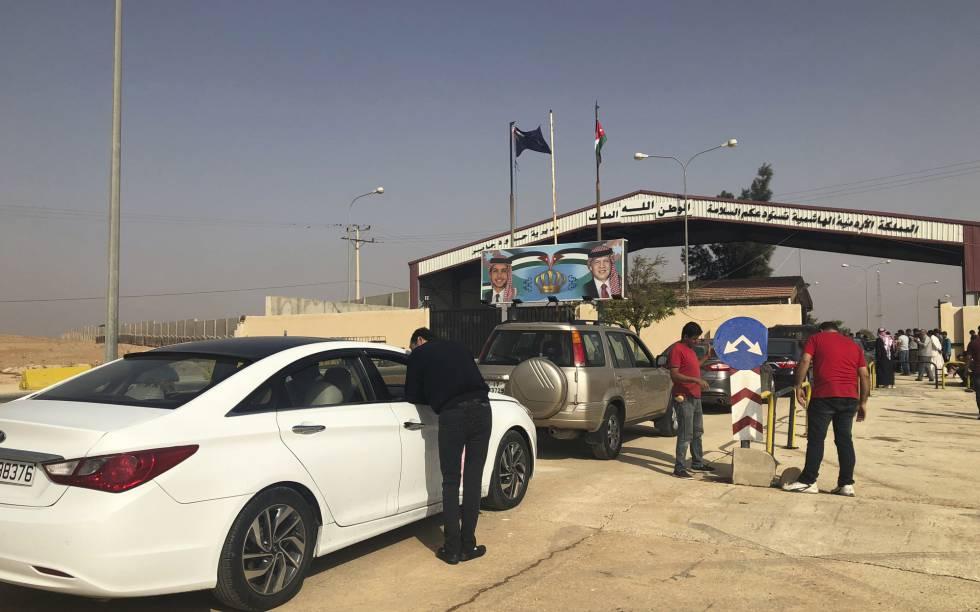 Reabren paso fronterizo entre Siria y Jordania