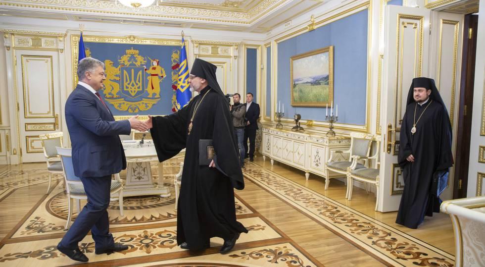 Iglesia rusa rompe con el Patriarcado de Constantinopla