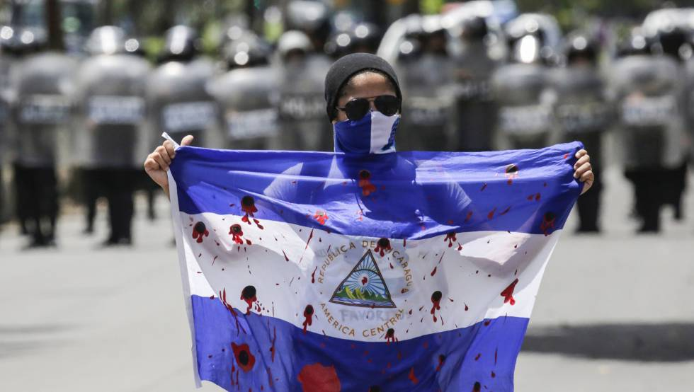 Nicaragua cumple seis meses de manifestaciones
