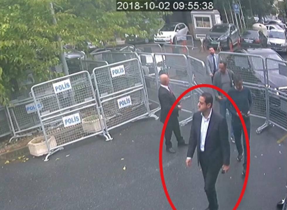 Buscan los restos de Jamal Khashoggi en un bosque de Estambul