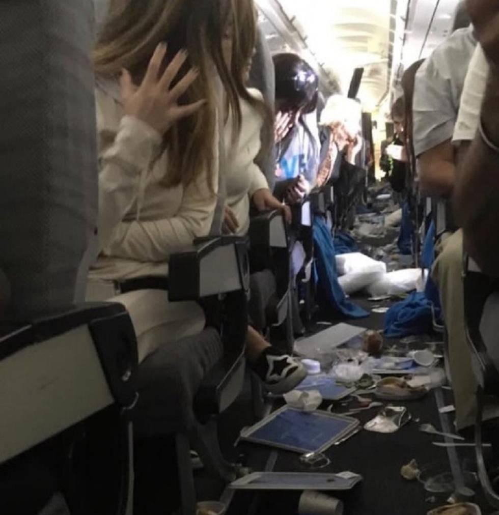 Hubo un incidente en un vuelo de Aerolíneas que venía de Miami