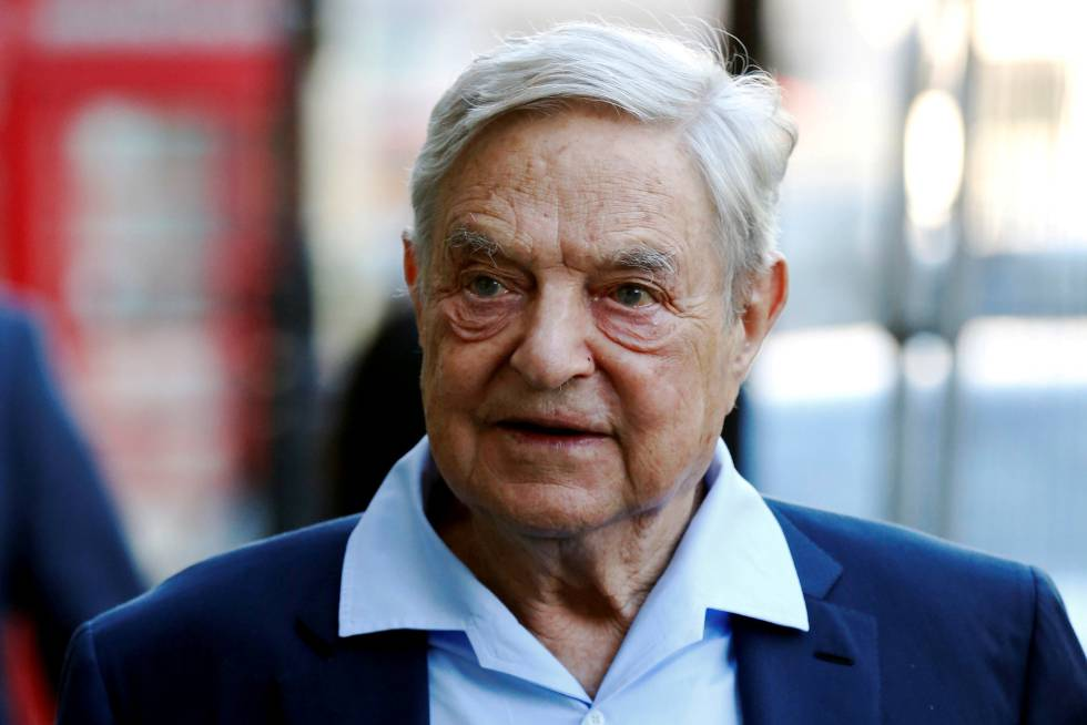 Hallado un explosivo en la casa del magnate George Soros