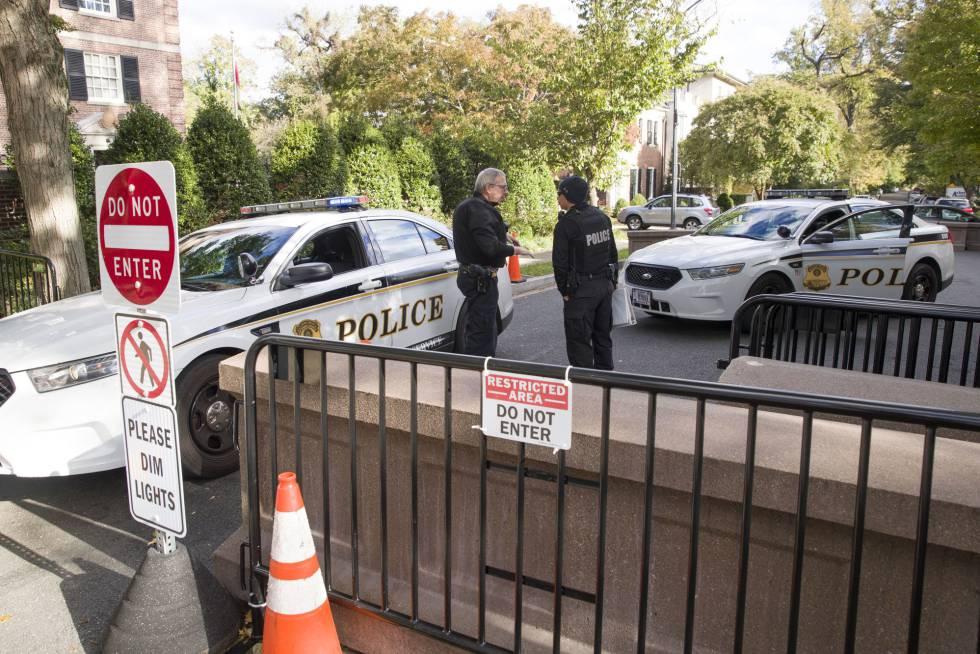 Autoridades negaron que llegara paquete sospechoso a la Casa Blanca