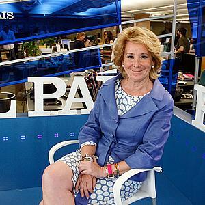Entrevista con Esperanza Aguirre