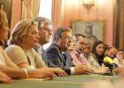 Zoido toma posesión del feudo histórico del PSOE en Andalucía