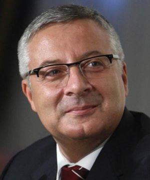 José Blanco, en una intervención ante los medios.