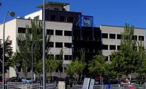 Sede de RTVE en Prado del Rey.