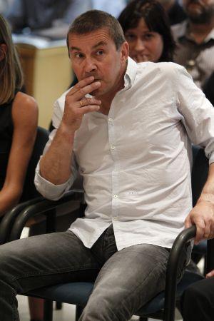 Arnaldo Otegi, durante el juicio por el 'caso Bateragune'.
