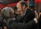 Rubalcaba recrimina a Rajoy querer reformar la ley del aborto