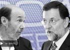 Rajoy gana el debate por la mínima