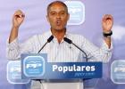 El PP no espera a Camps en el mitin que dará Rajoy en Valencia