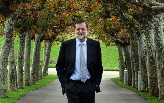 Mariano Rajoy, el pasado martes.