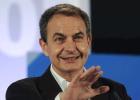 Zapatero recibe el homenaje de su partido en León