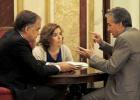 Rajoy planea ahorro en personal e inversiones y convenios flexibles