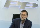 Zapatero y Rajoy almorzarán con Bono hoy en el Congreso